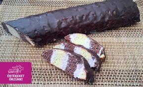 Szafi Fitt paleo méteres sütemény (gluténmentes, szénhidrátszegény recept)