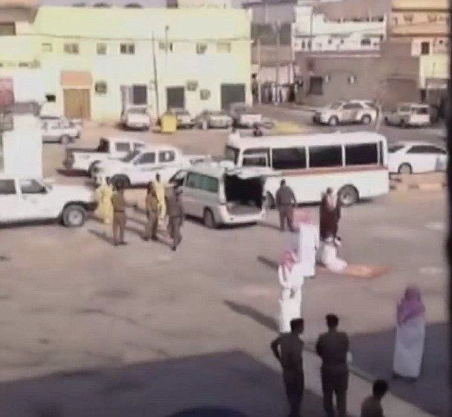 LIFE IN SAUDI  ARABIA:  A woman beheaded in the road. Five headless corpses hanging from cranes. As a documentary exposes the horror of life in Saudi Arabia, why DOES Britain cosy up to this kingdom of savagery?