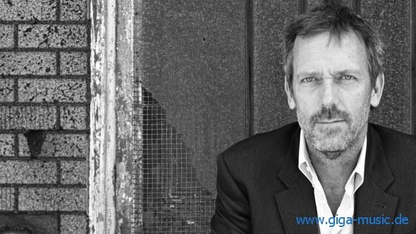 I like Hugh Laurie as Singer and Actor!