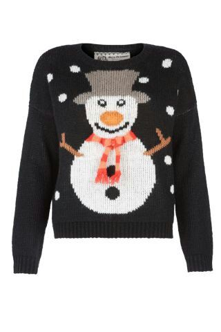 The perfect christmas jumper-new look