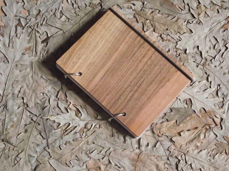 diario di viaggio #notebook #agenda #oggetti in legno pregiato #design