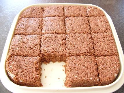 Forum Thermomix - The best Thermomix recipes and community - Raw Cacao Brownies