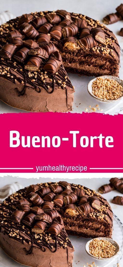Bueno-Torte  Zutaten 1 Portionen Umrechnen 1 Tortenboden (Wiener) mit 3 Böden F… – Kindergeburtstag Essen
