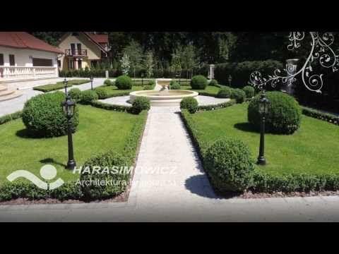 Ogród w stylu rezydencjonalnym.  #projektowanie ogrodów, #hurtownia kamienia, #projektowanie ogrodów Toruń, #projektowanie ogrodów Bydgoszcz, #ogrody Toruń, #ogrody Bydgoszcz