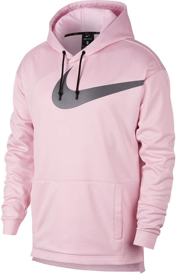 6b5d76aa64b5 Nike Men s Therma Printed Training Hoodie