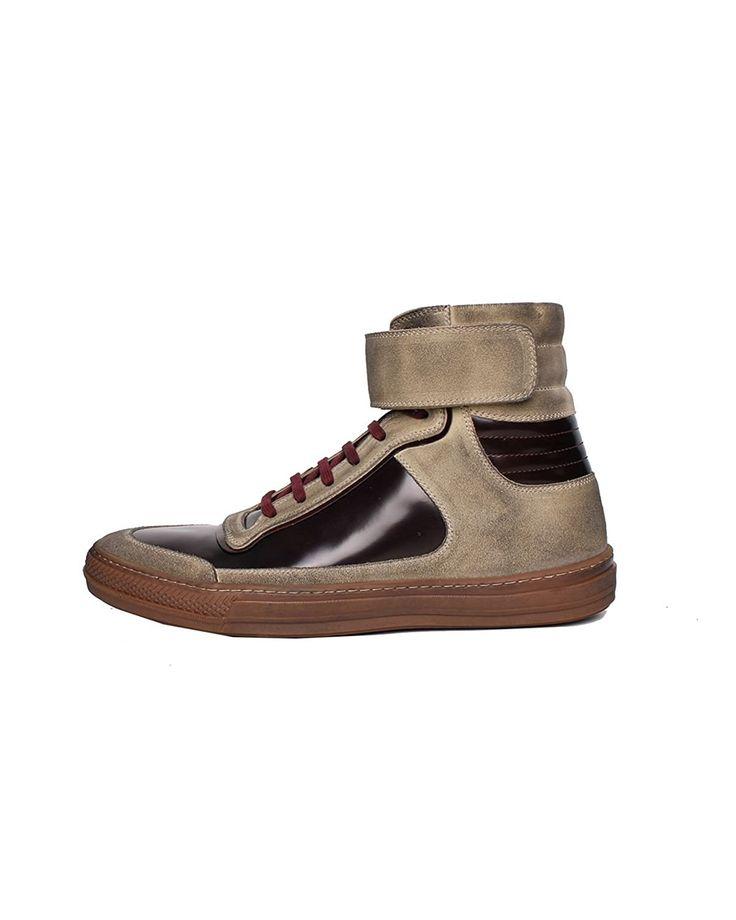 DIESEL BLACK GOLD - Herren Sneakers High top ALEN-MB: Amazon.de: Schuhe & Handtaschen