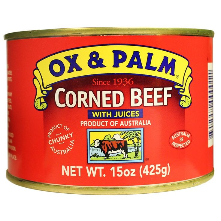 Ox & Palm Corned Beef