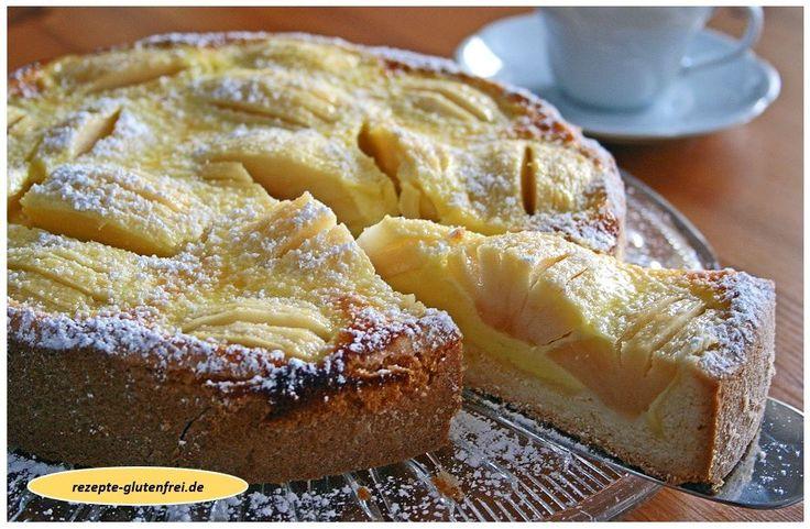Apfelkuchen nach Elsässer Art 1