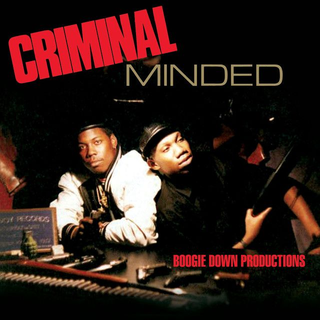Saved on Spotify: South Bronx by Boogie Down Productions