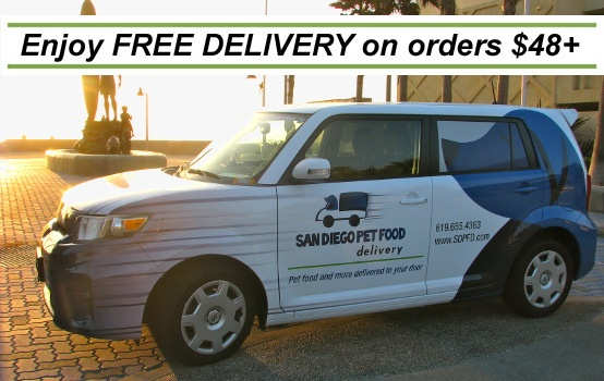 San Diego Pet Food Delivery