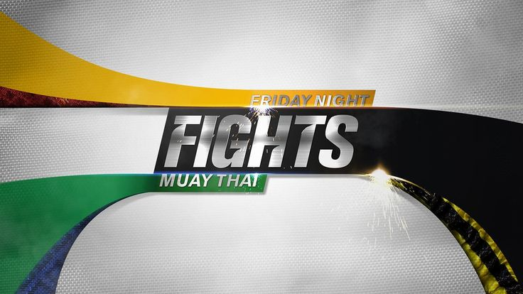 Friday Night Fights Muay Thai: TV Show Package