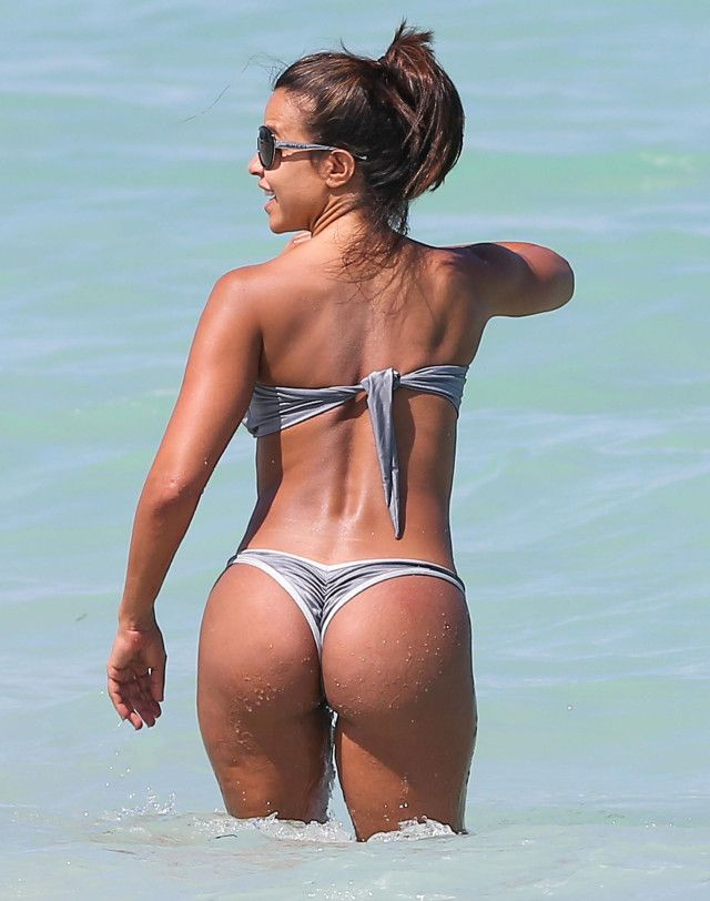 3 latina booties see thru part 1 - 1 2