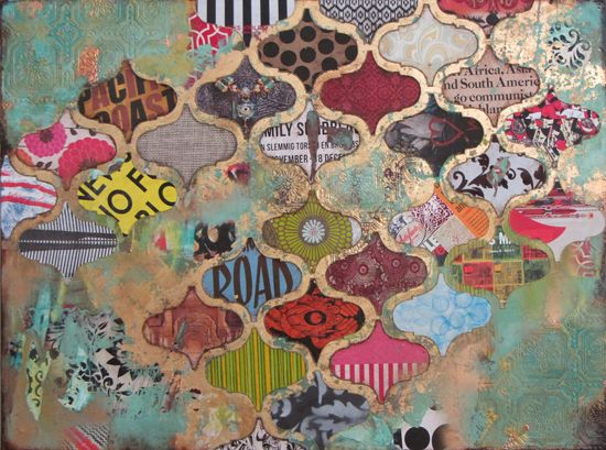Creative Sketchbook: Mesmerizing Moroccan Ornamentation by Jill Ricci!