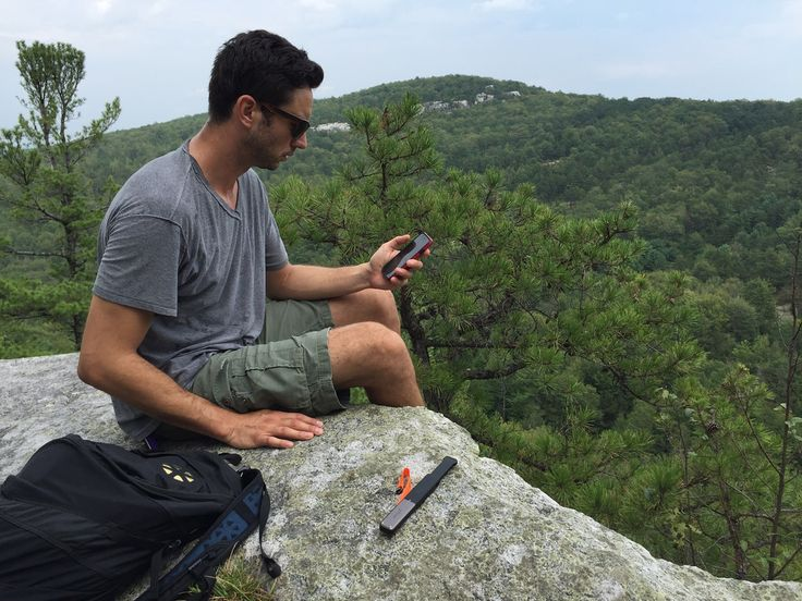 goTenna enables you to use your smartphone to text & share locations, regardless of cell coverage or wifi. Create a smart, people-powered network, anywhere.