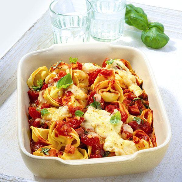 Tortellini uit de oven | Gezonde Recepten | Weight Watchers