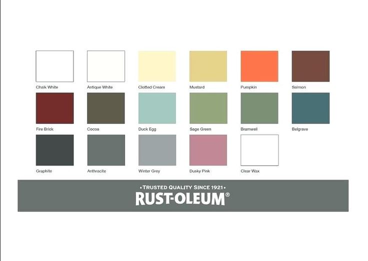 rustoleum chalkboard paint image result for rust chalk paint colours chart rust oleum chalk paint colours chart