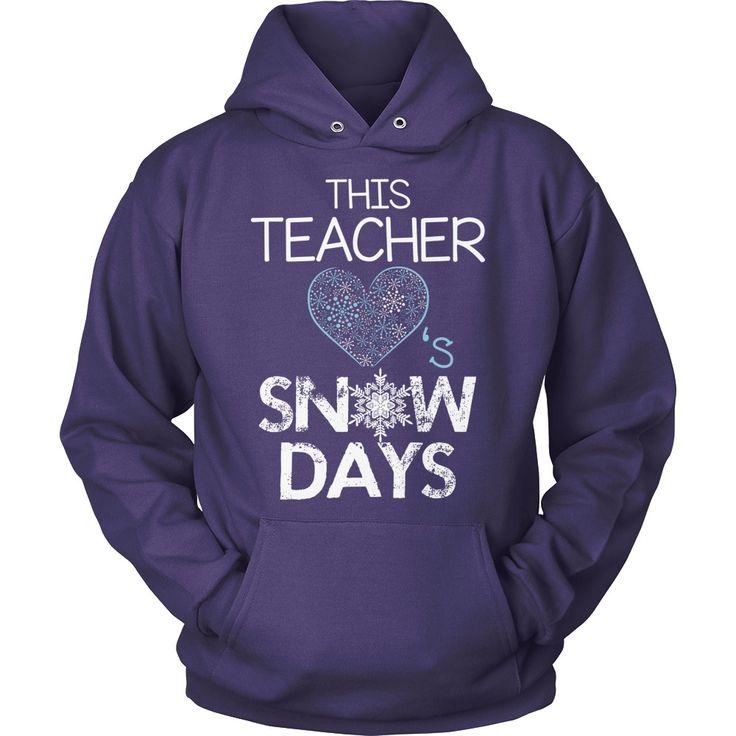 Teacher - Snow Days