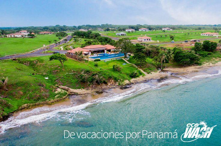 Una antigua aldea de pescadores esta pintoresca pueblo costeña tiene un ambiente rural con influencias españolas y gente amable.  Actividades incluyen excursiones a la Isla Iguana Refugio de Vida Silvestre para snorkel fantástica tomar el sol en las playas la pesca deportiva de clase mundial y la observación de ballenas en temporada. Cerca esta Playa Venao es una de las mejores playas de surf  Extracto de panamainfo.com .  #panama #pty #pty507 #chamosenpanamá #panamacity #panamagram…