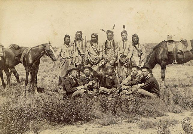 american treatment of the indian tribes The requirement for native americans to remain on which shared her thoughts on the government's poor treatment of native americans american indians became.
