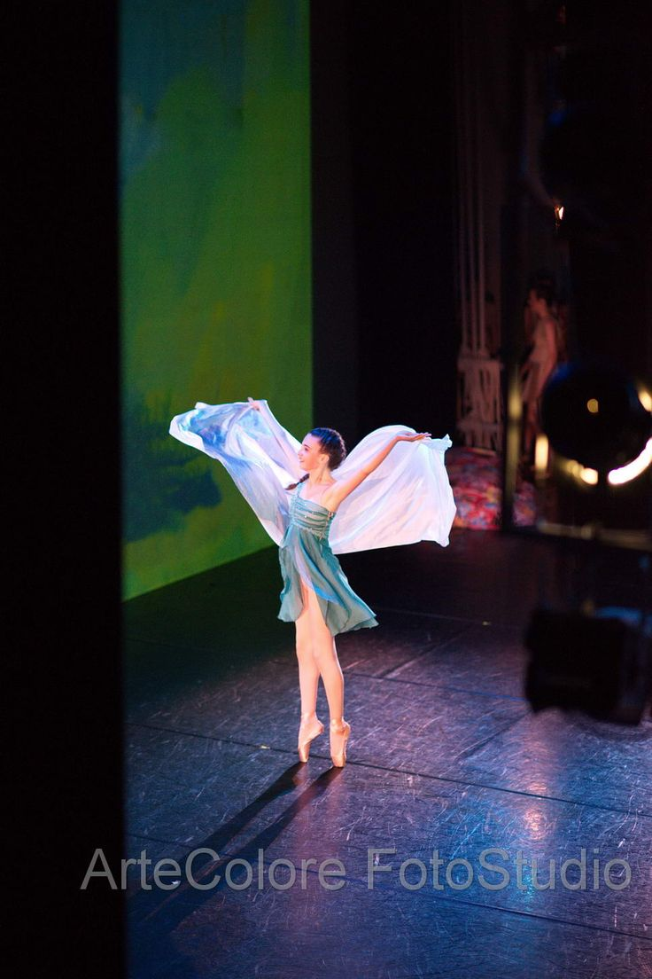 foto di danza, dietro le quinte, danza classica