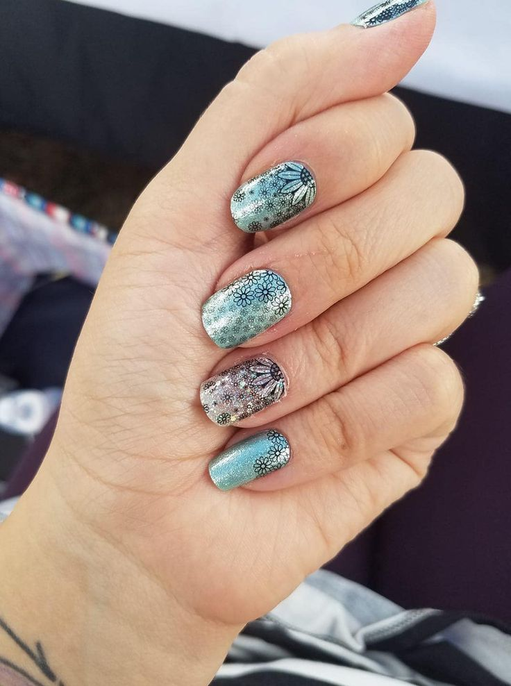 Pin by Hannah Sheets on Color street Color street nails