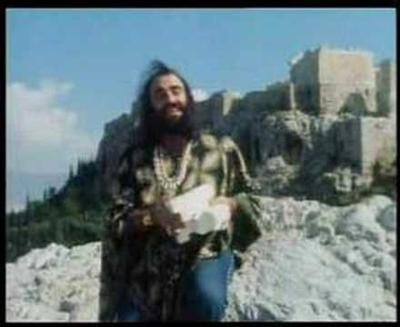 Demis Roussos - Schönes mädchen aus Arcadia - YouTube