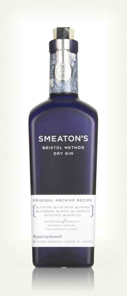 Smoothon's Bristol Méthode Dry Gin