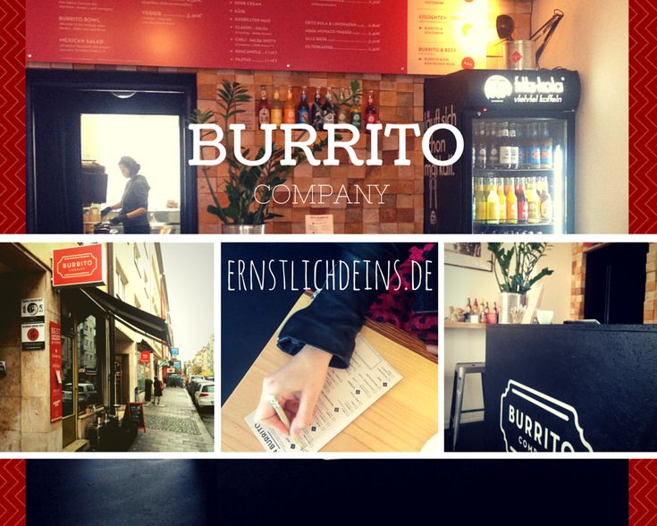 Burrito Company München l ernstlichdeins.de