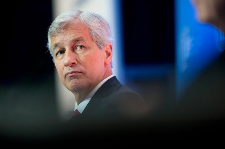 THE WINNER OF THE SPENDING-BILL VOTE:  JAME DIMON, NOT THE AMERICAN PEOPLE! Photo:  Jamie Dimon at an Institute of International Finance panel discussion in Washington, D.C., in October, 2014.