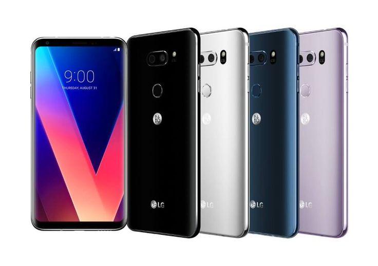 LG V30: Schummelt der Hersteller bei der Blendenzahl der Kamera?