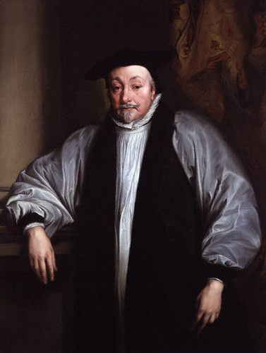 William Laud, Archbishop of Canterbury was an Arminian divine who opposed radical forms of Puritanism. This, and his support for King Charles I, resulted in his beheading in the midst of the English Civil War.