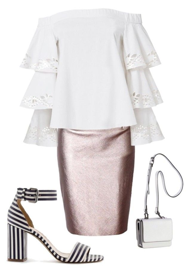 """""""Untitled #130"""" by skirtsandshirts on Polyvore featuring Exclusive for Intermix, J.Crew and Kendall + Kylie"""