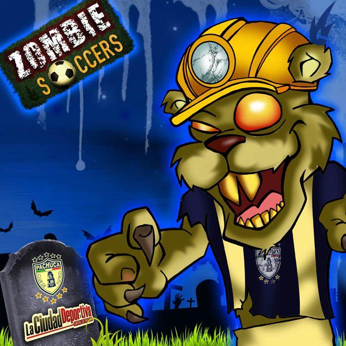 Tuzos del Pachuca  Zombie Soccers