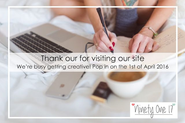 Thank you for visiting!