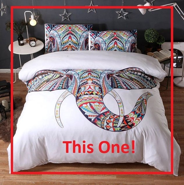 Mandala Animal Pattern Bedding Sets Mari Mandala Sheets Mandala Bedspread Boho Bedding Bohemian Bedding Man Bedding Sets Elephant Bedding Bed Linens Luxury