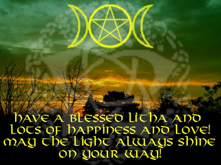 Wiccan Solstice Blessing | Midsummer/ Litha the Pagan holiday history and tradition - Page 2