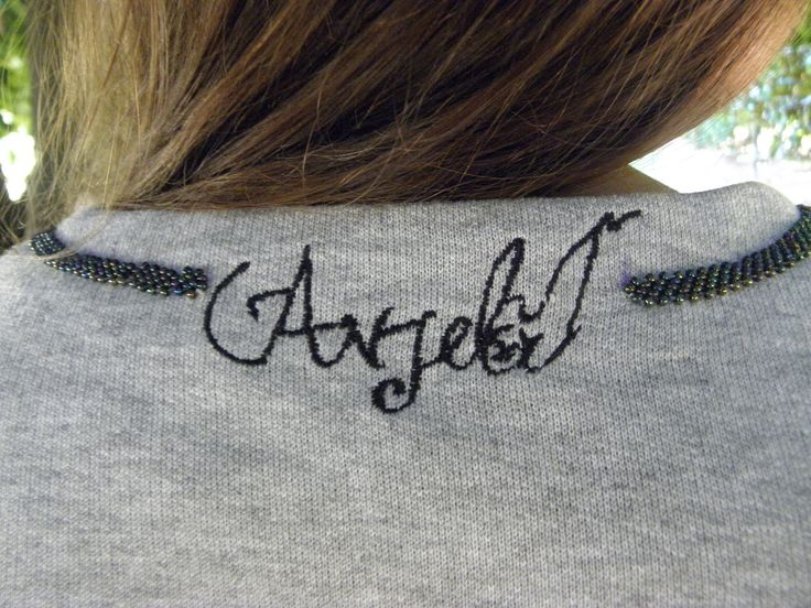 Jacket Horse embroidery