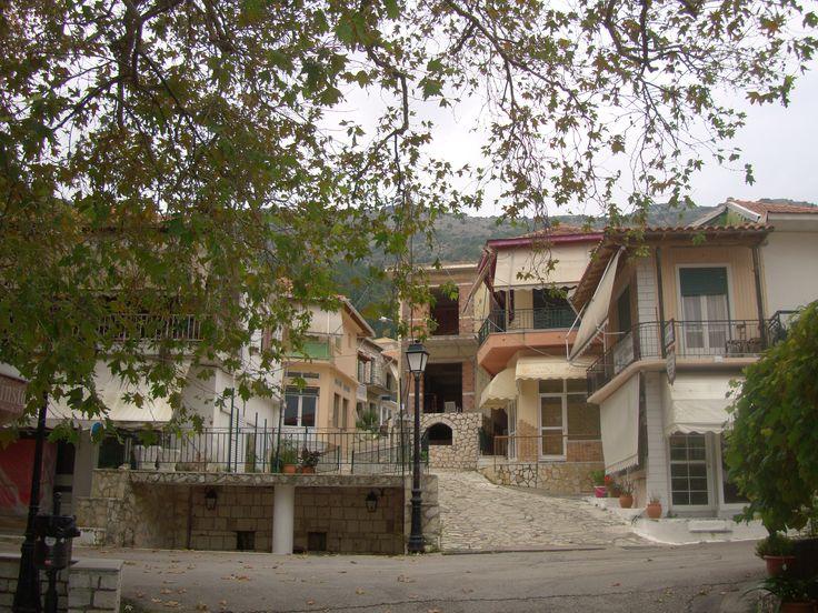 Περιπατητική Διαδρομή (Μ_4) Καρυά, Λευκάδα, Ελλάδα Ορειβασία, Διαδρομή