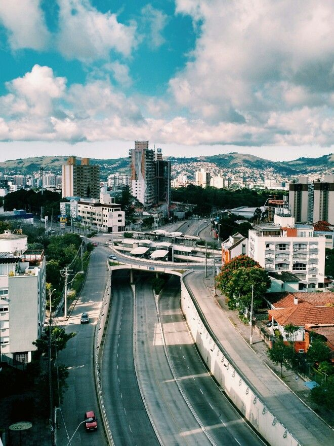 Viaduto da Carlos Gomes com a Protásio Alves