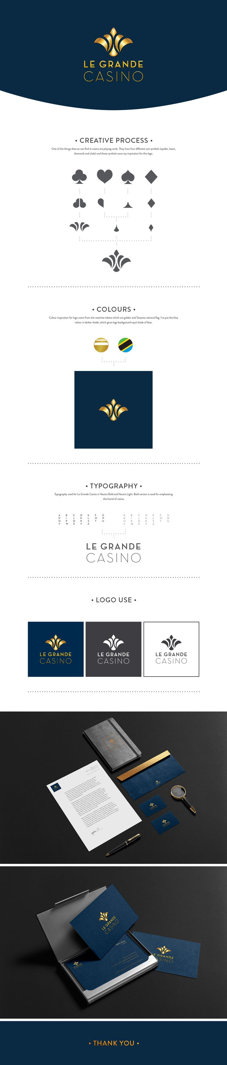 Le Grande Casino on Behance