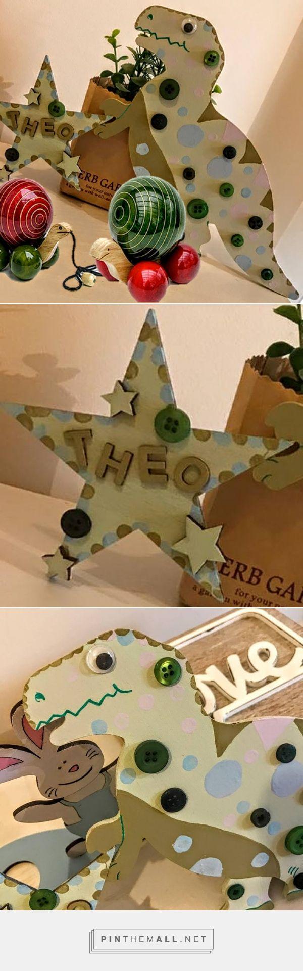 Dinosaur room plaque Dinosaur door plaque Kids door plaque Kids room plaque Personalised childrens gift Personalized kids name plaque