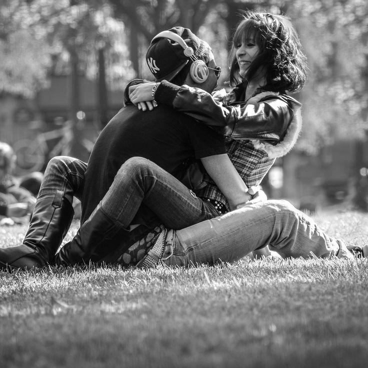romantisk date, piknik, flørting, dating, parkdate