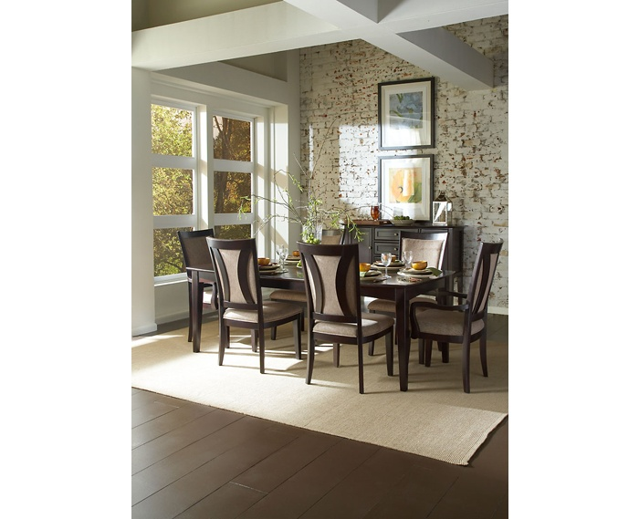 18 Best New Casual Dining Room Images On Pinterest  Exterior Gorgeous Aspen Home Dining Room Furniture Review