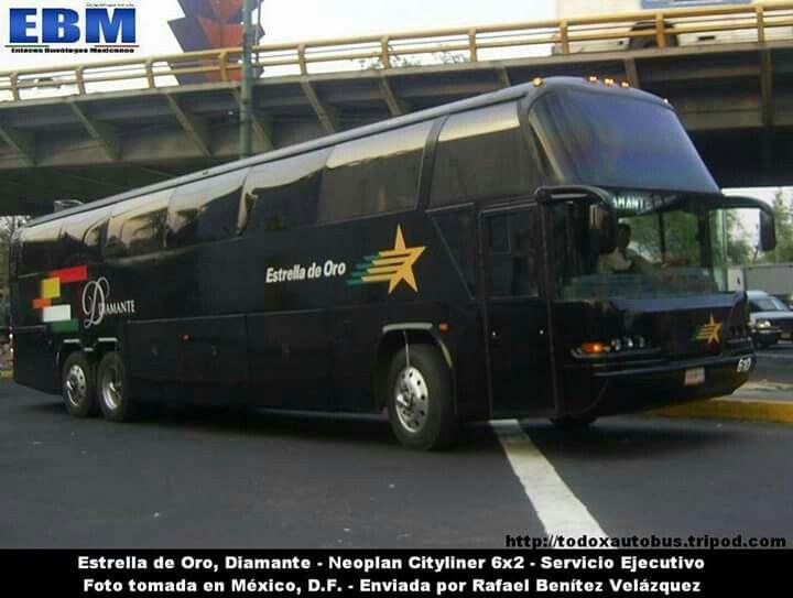 eb62b906a76e Neoplan cityliner 6x2 estrella de oro Diamante México