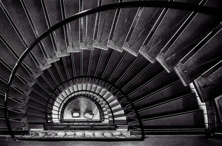 Baillieu library - Melbourne University by Zi Yao, via 500px