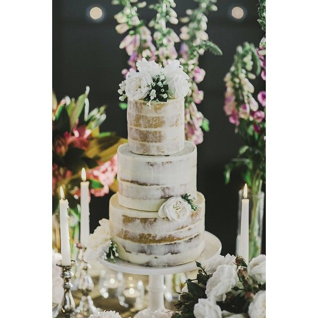 Cassie and David's beautiful cake table  Venue | @luminare @thebiggroupinstagram Florals | @thefreshflowerman  Styling | @thedesigndepotinstagram  All captured so perfectly by @lilliwaters @igotyoubabeweddings #cherrytreebakehouse