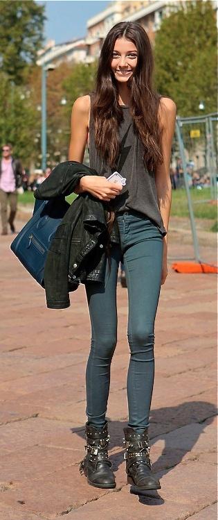 Street fashion :http://www.oasap.com