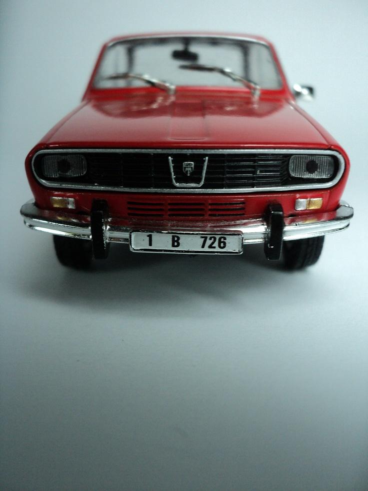 Dacia 1300 a apărut în urma licenței obținută de la compania franceză Renault. Autoturismul Dacia 1300 a intrat în producție în august 1969, având la bază modelul Renault 12. La acea vreme modelul avea un aspect modern și economic.  Inițial, modelul dispunea de o singură caroserie berlină cu 4 uși și 5 locuri. Blocul motopropulsor avea capacitatea cilindrică de 1,289 cm³ ce dezvolta 54 CP, o viteză maximă de 144 km/h și consumul de 9,4 litri.