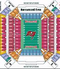 2 New Orleans Saints vs Tampa Bay Buccaneers! 12/31 Aisle seats!