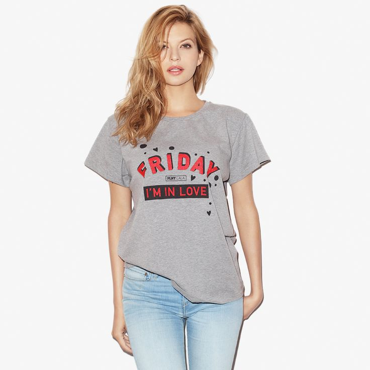 Friday I`m In Love Tee